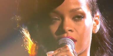 Popstar Rihanna in Wien!