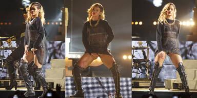 Rihannas Sex-Show begeisterte Wien