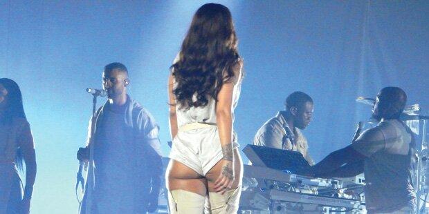 Rihanna versext Wien