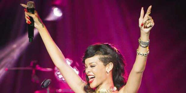 Rihanna, Nena und Pink als Gäste am Wettsofa