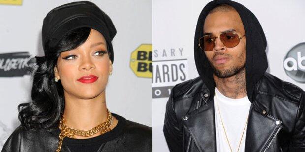 Rihanna & Chris Brown: Liebes-Comeback