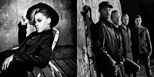 Rihanna und Coldplay beenden Paralympics