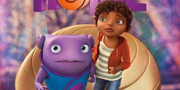 Außerdem spricht der U.S. Superstar auch eine der Hauptrollen im Film.