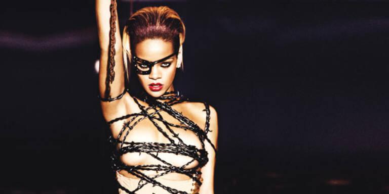 Rihanna: Eine CD voll mit Sex-Fotos