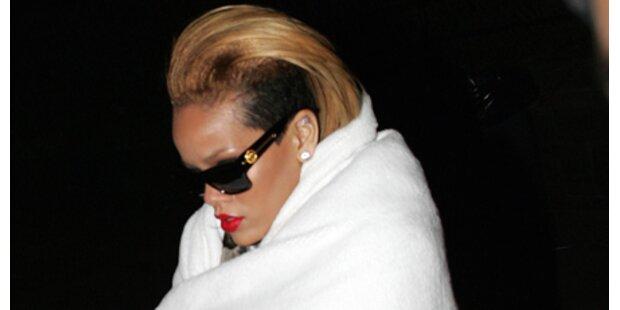 Rihanna schämt sich wegen Rückkehr