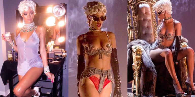 Rihanna versext die 20er Jahre
