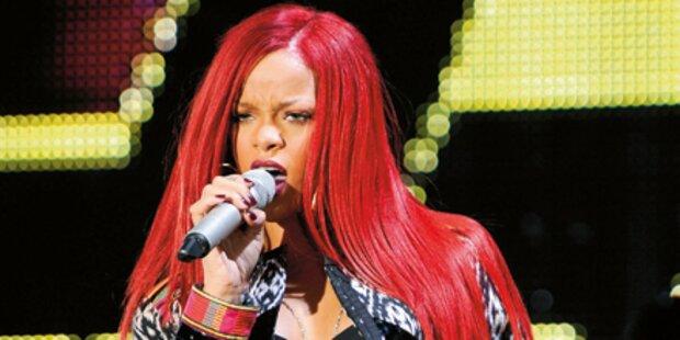 Rihanna als globale Nummer Eins