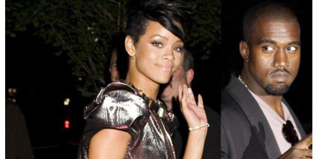 Sind Rihanna und Kanye neues Traumpaar?