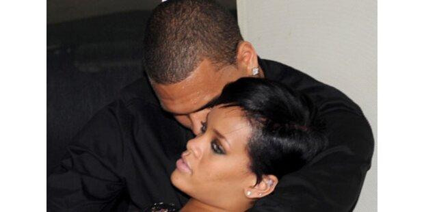 Hat Chris Rihanna nicht zum ersten Mal geschlagen?