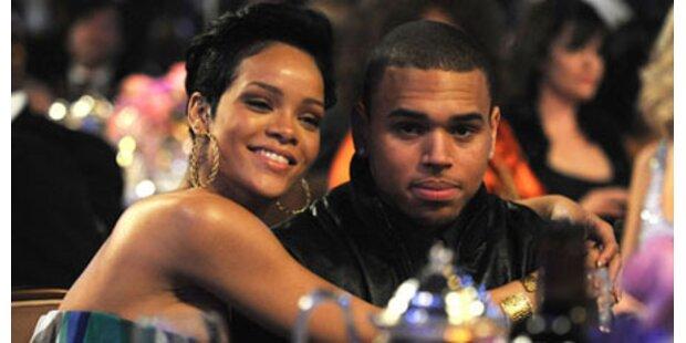 Rihanna: Flirt mit Prügel-Ex Chris Brown