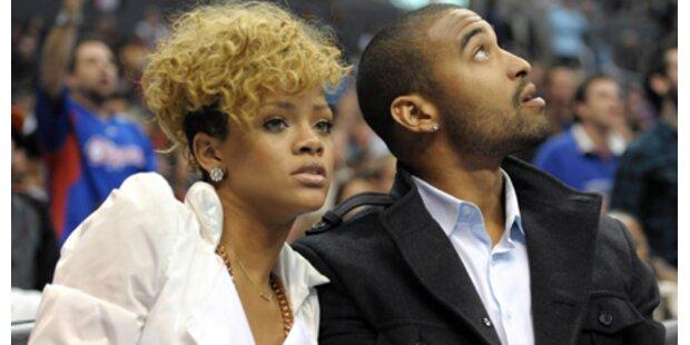 Rihanna: Schlug ihr Neuer eine Frau?