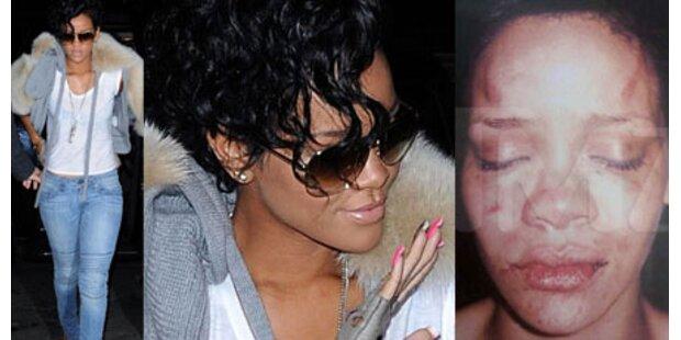 Wieder da: Rihanna feierte mit Jay-Z