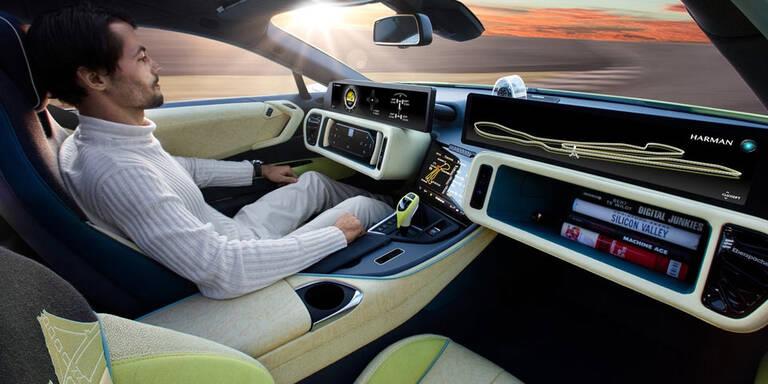 Österreicher lehnen autonome Autos ab