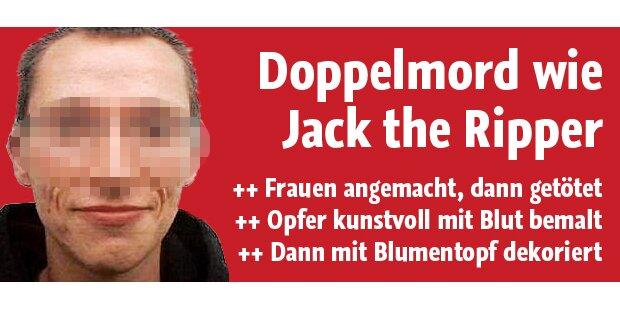 Doppelmord wie Jack the Ripper