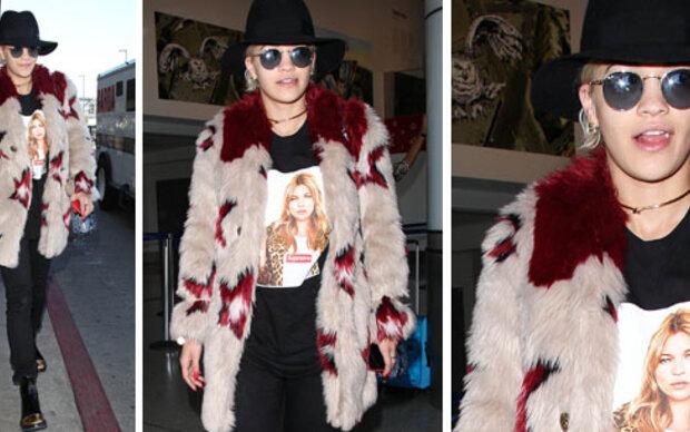 Rita Ora in der Style-Falle