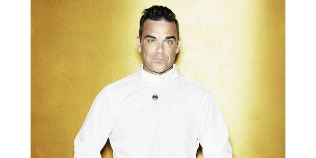 Tickets für Robbie Williams gewinnen
