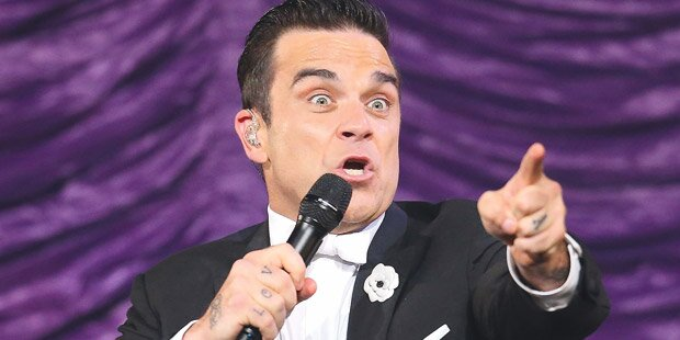 Robbie rockt jetzt für Avicii