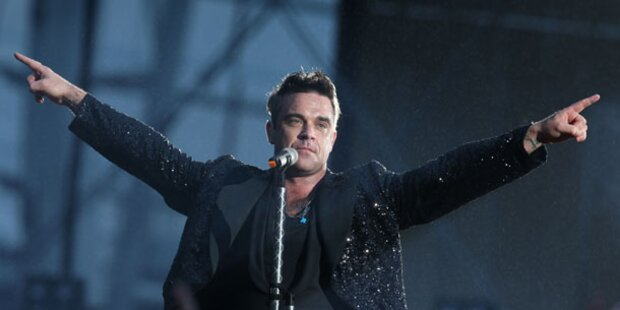 Robbie Williams spricht über neue Single