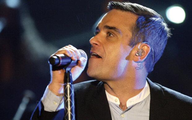 Heiratsantrag von Robbie Williams war ein Scherz