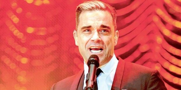Robbie: Liebes-Duett mit Ayda