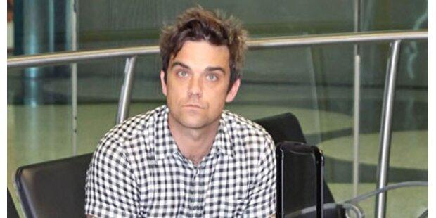 Polizei vernimmt Robbie Williams