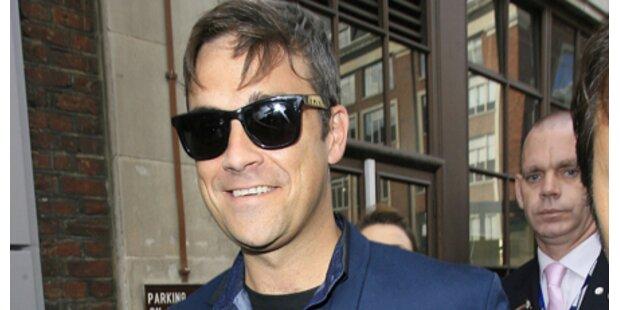 Robbie Williams: Wir haben Heiratspläne!