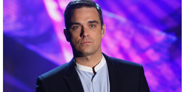 Selbstmord! Robbie trauert um Freund