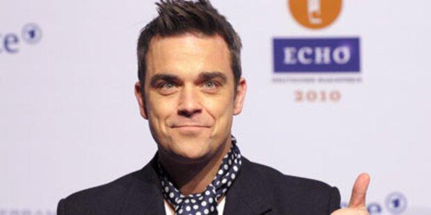 Robbie: Jetzt zieht Schwiegermama ein