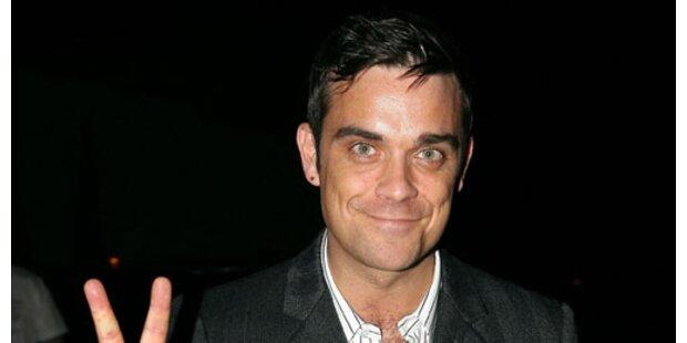 Robbie Williams will zurück zu Take That