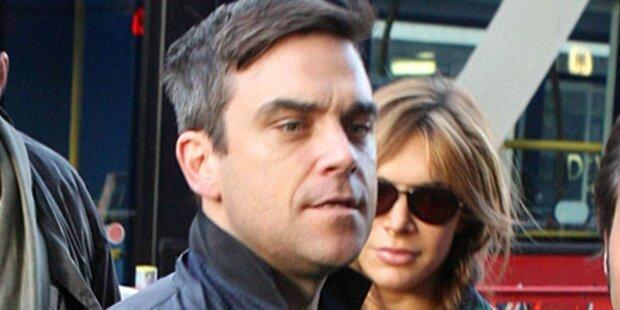 Robbie Williams plant Geheim-Hochzeit!