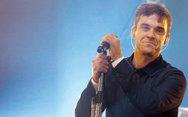 BRIT Awards: Die heiße Nacht des Robbie Williams