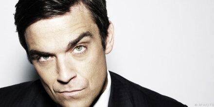 Robbie Williams feiert Comeback in Casting-Show