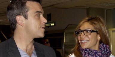 Robbie: Ehe-Ansage bei Geheim-Konzert