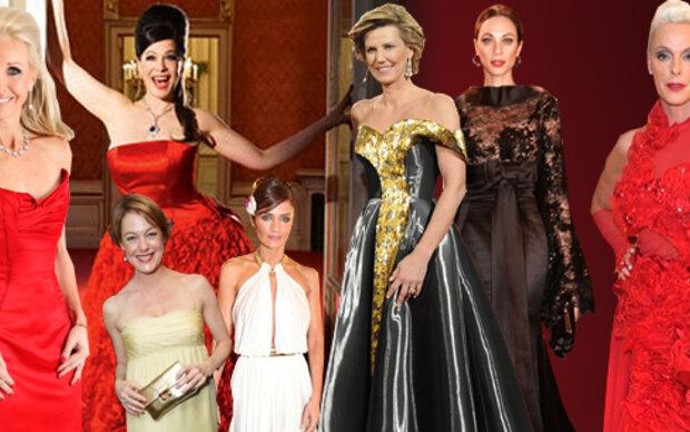 Die schönsten Roben des Opernballs 2012
