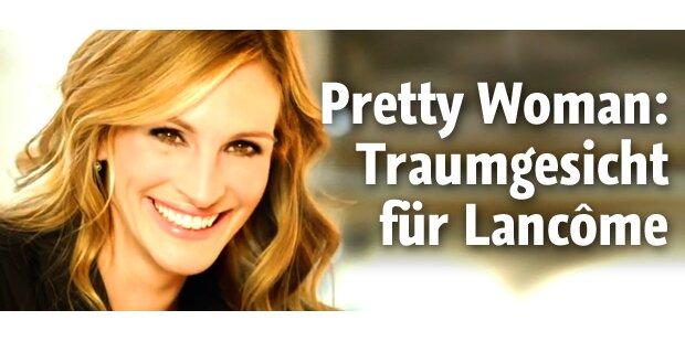 'Pretty Womans' Traum-Gesicht für Lancome