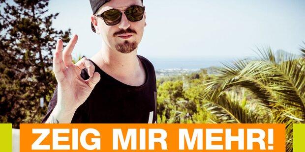 Robin Schulz wird neues RTL-II-Werbegesicht