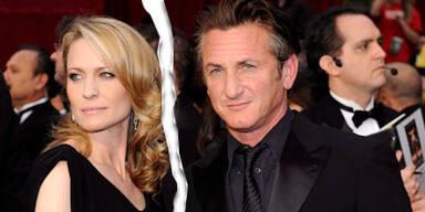 Robin Wright Penn & Sean Penn
