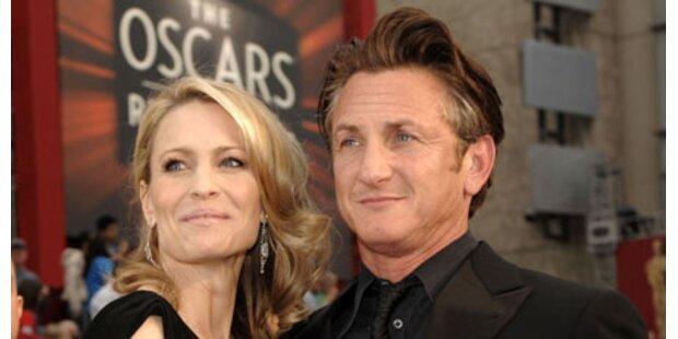 Sean Penn sagt Scheidung schon wieder ab