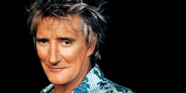 Rod Stewart: Dauerauftritt in Vegas