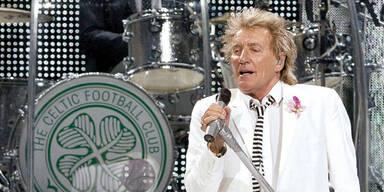 Rod Stewart schafft nur mehr 6.000 Fans