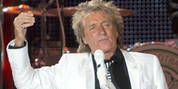 Rod Stewart kommt nach Wien