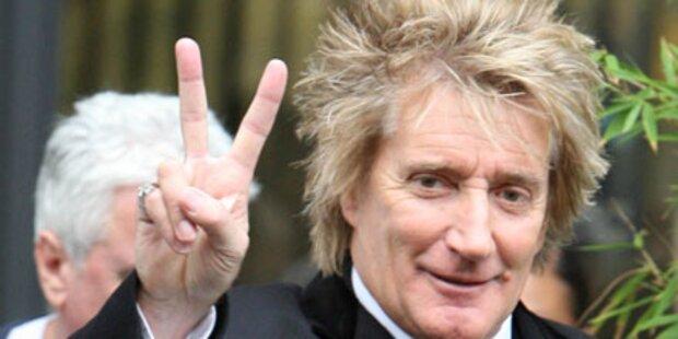 Rod Stewart schämt sich für Jugendsünden