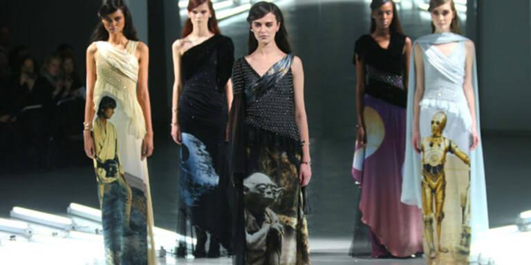 Jedi-Ritter erobern New York Fashion Week