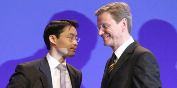 Nur mehr 3 %: FDP stürzt ins Bodenlose