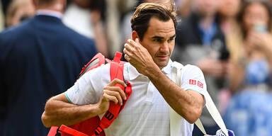 Federer pausiert bis zur US-Open