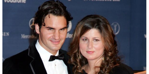 Roger Federer hat zwei Töchter