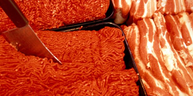 Antibiotikaresistente Keime in Faschiertem entdeckt