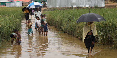 Außenministertreffen zu Rohingya in Bangladesch