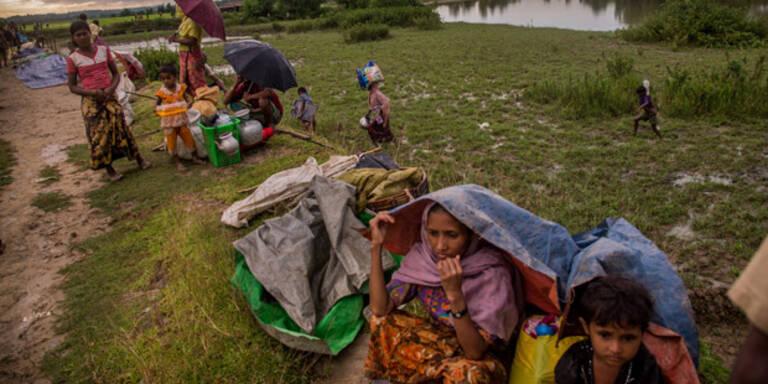UN-Gericht verurteilt Myanmar: Rohingya vor Völkermord schützen