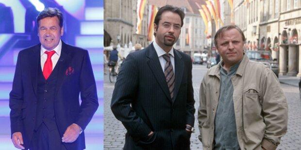 Schlagerbarde Roland Kaiser wird Tatort-Star